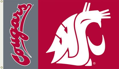 Washington_State_Cougars_Flags_House_Banners_Window_Film_Decals_NCAA_Large_Small