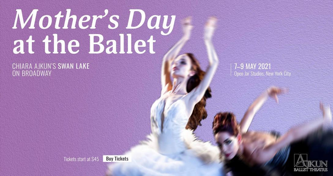 Dance, Show, Mother's Day, Ballet, Ajkun Ballet Theatre