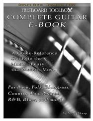 Complete Guitar Interactive E-Book Fretboard Toolbox