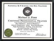 dog training orlando