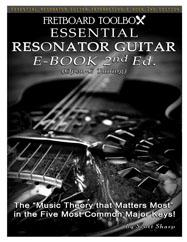 Essential Ukulele C-Tuning Interactive E-Book Fretboard Toolbox