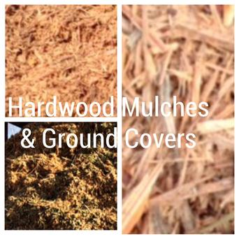 Native Hardwood Mulch & Ground Cover