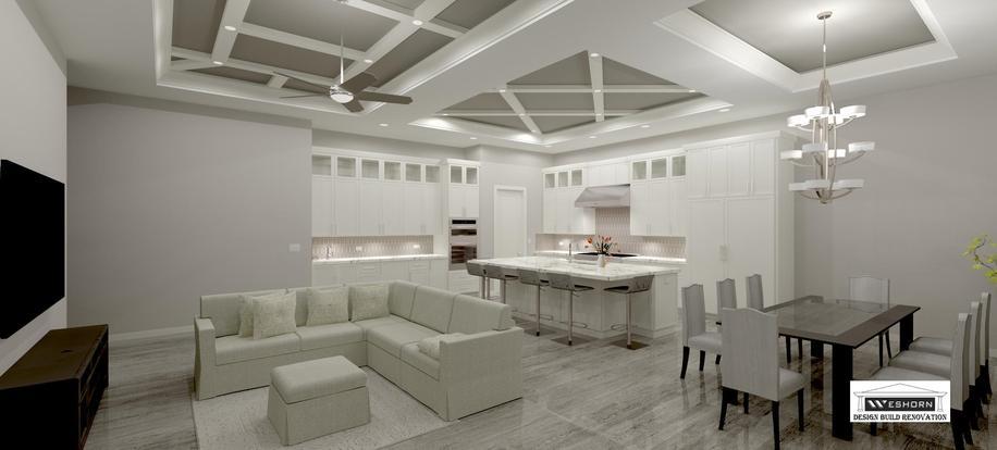 Chicago Home Service Remodeling - Weshorn Design & Construction