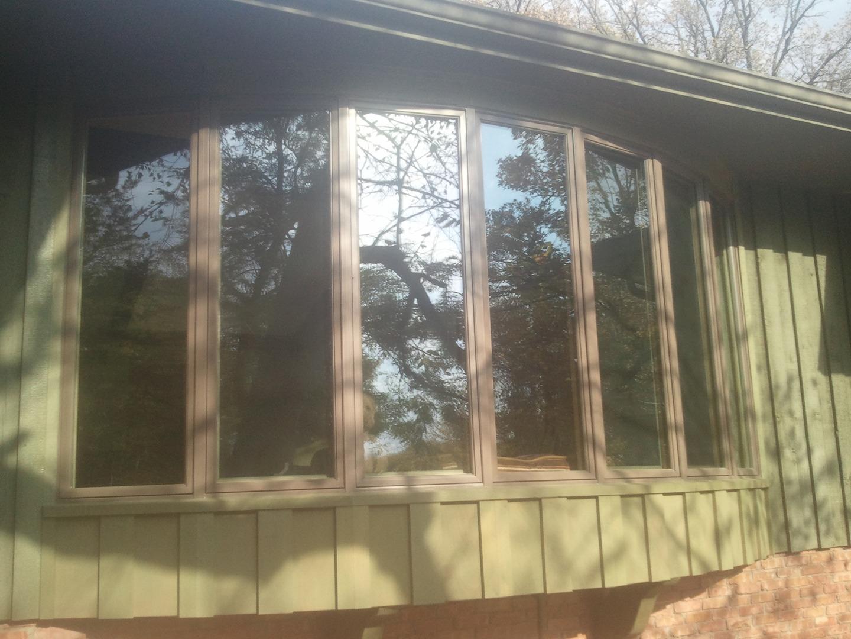 window installation or replacement mn vinyl doors aluminum wrap 7 sash bow window