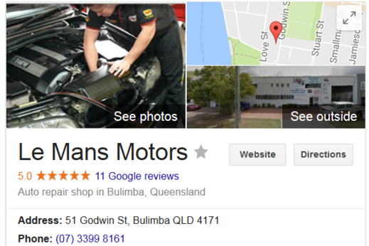 Bulimba Mechanic