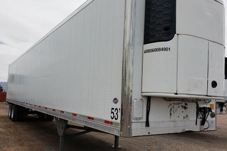 2007 UTILITY Reefer Trailer with Thermo King Unit