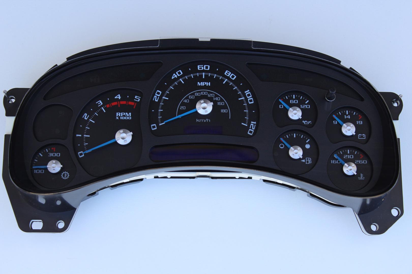 $270 Custom 03-05 Diesel Cluster