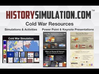 Cold War Resources