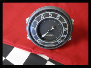 1939 Packard speedometer repair