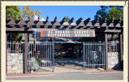 Learn about the history of El Dorado County
