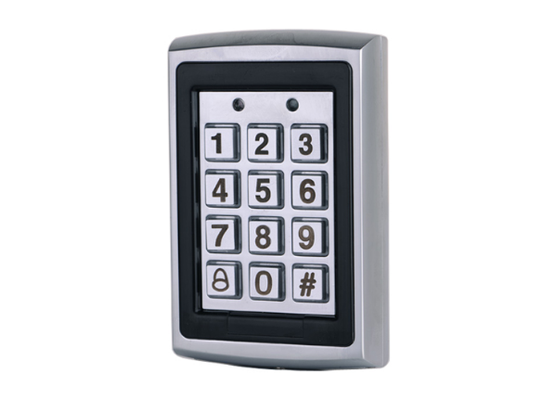 Access Control Keypad For Outside Door system