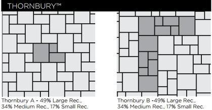 Thornbury Permeable Paver Patterns