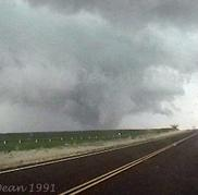 Red Rock, OK tornado 1991