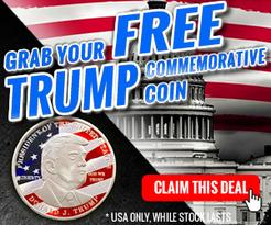 Trump Collectible Coin