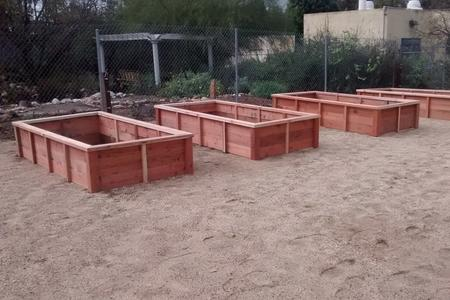 vegtable gardens, garden designs, container gardens, raised garden layout, redwood garden beds