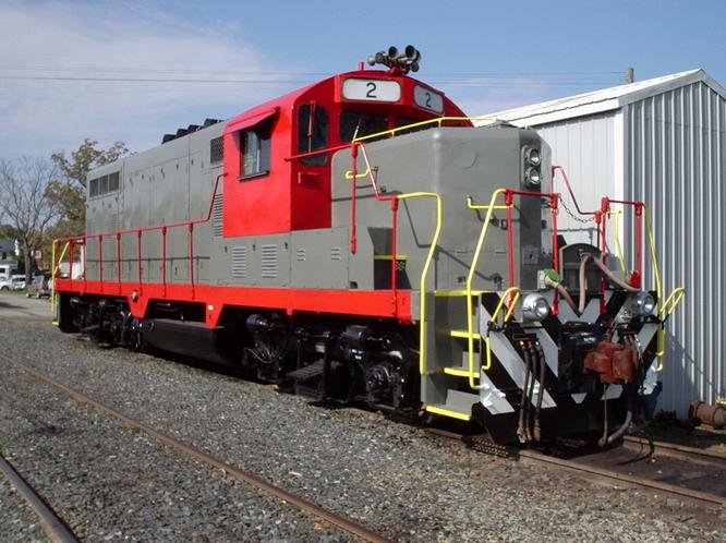 The Buckingham Branch Railroad is a typical example of a Class III Shortline in Virginia.