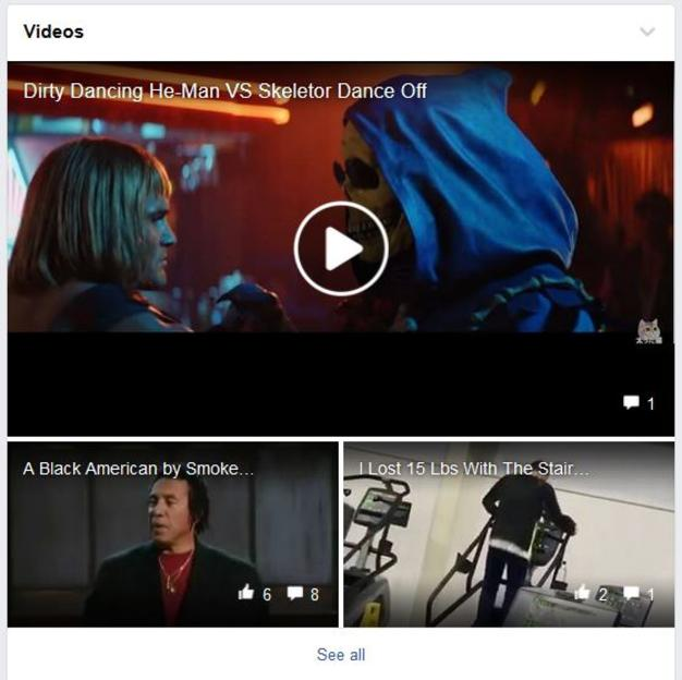 FaceBook Videos from https://www.flab2fabin90days.com