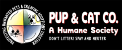 Pup & Cat Co. Logo