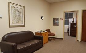 Massage-to-Health Waiting Room