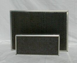 Ethylene Control panel filter