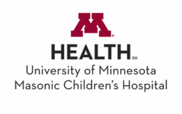 masonic children's hospital logo and link