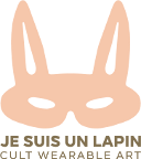 Je Suis un Lapin | Cult Wearable Art