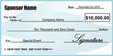 big checks, Powerpoint templates