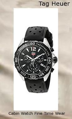 TAG Heuer Men's 'Formula 1' Swiss Quartz Stainless Steel and Rubber Dress Watch, Color:Black (Model: CAZ1010.FT8024),tag heuer