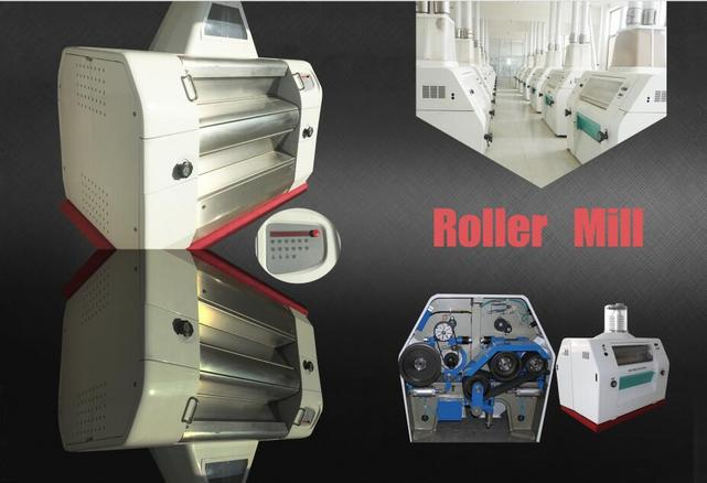 pneumatic roller mills for maize milling machine