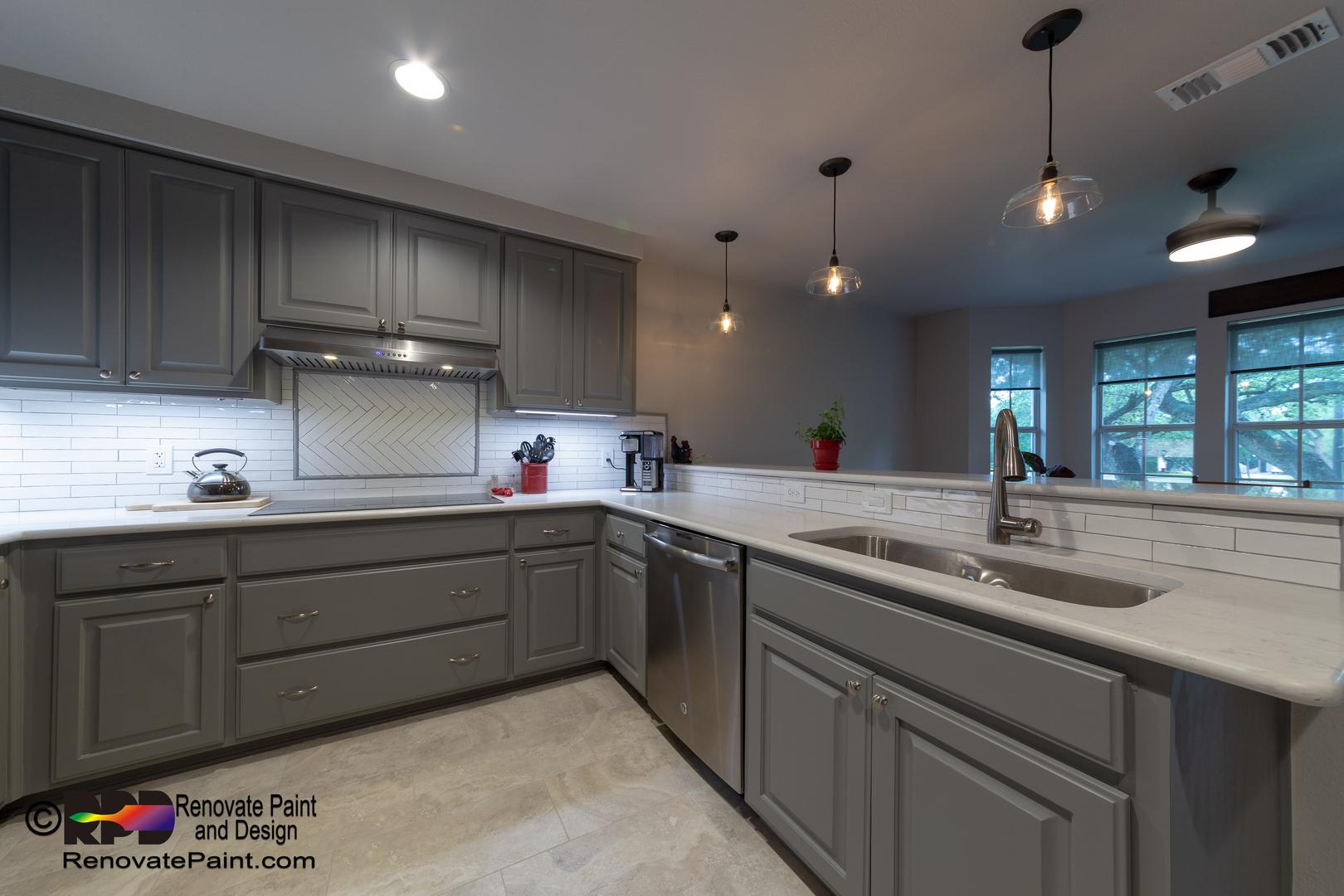 Residential Home Kitchen Remodeling San Antonio Texas