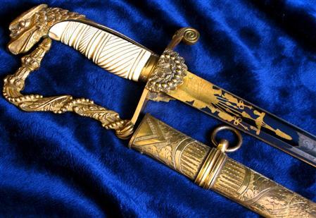 Eagle Head Swords