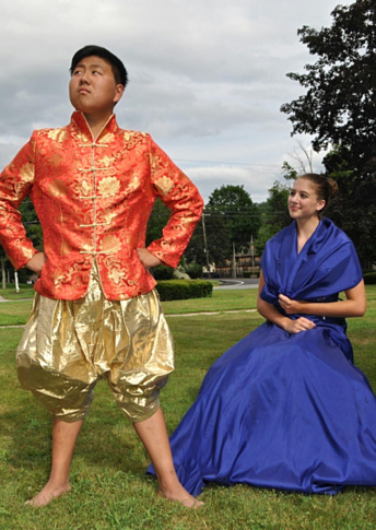 The Theatre Guild of Hampden Presents The King & I