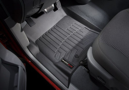 floor on rubber lg mat weathertech free liners mats shipping