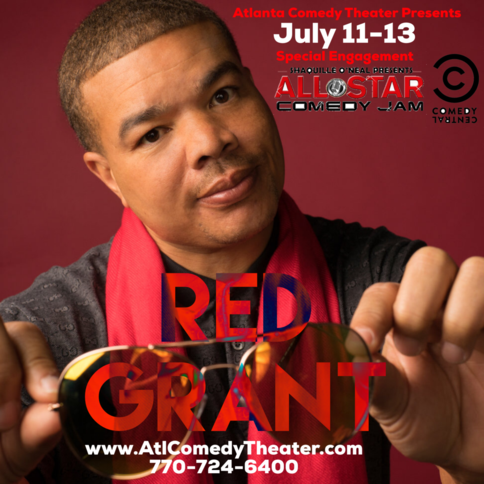 red grant atlanta comedy punchline comedy uptown comedy oak lounge live