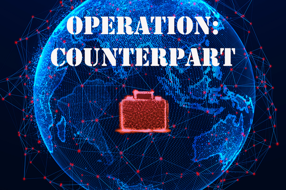 Operation Counterpart spy mission escape room Eludesions