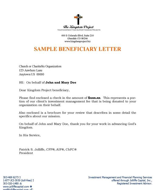 sample donation letter for church howtoviews co