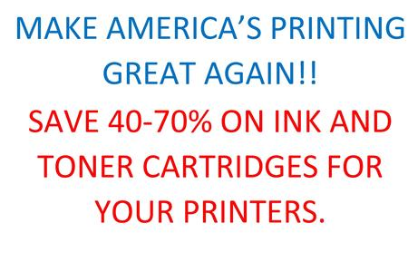 Indy Ink and Toner | Make America's Printing Great Again