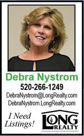 Debra Nystrom, Realtor, Long Realty Sierra Vista