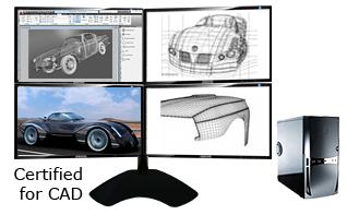 QS-CAD 4 Display Workstation