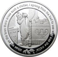 Custom Silver Coins minted