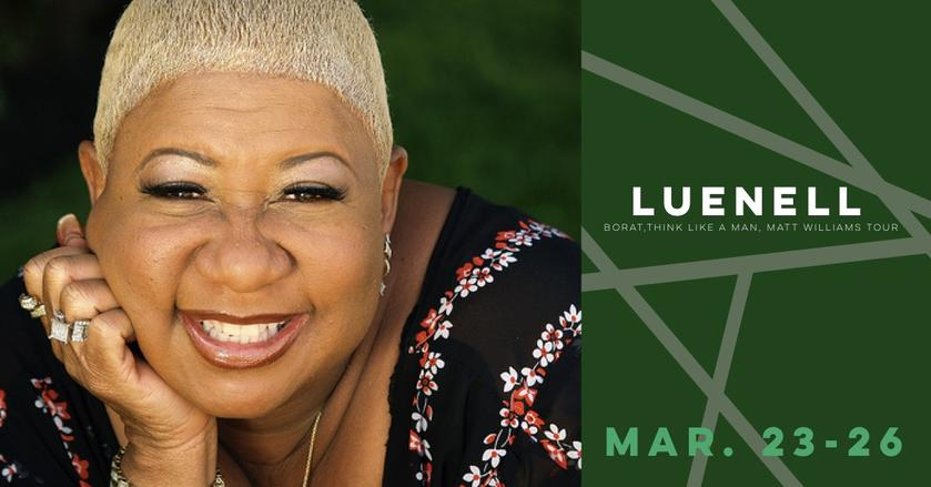 Luenell Atlanta Comedy