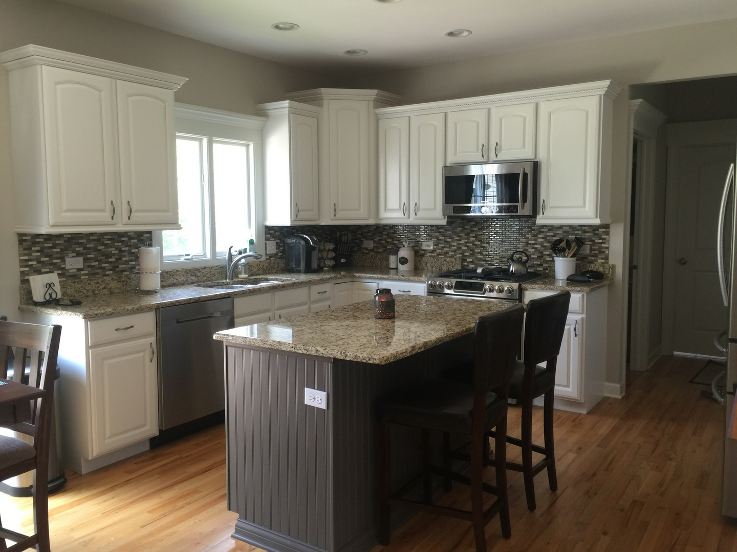 Kitchen Cabinets Photo Gallery Kammes Colorworks Cabinet Refinishing And Painting Elburn Il