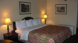 Quality Inn & Suites King Bed Room