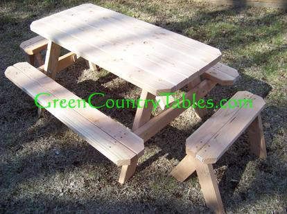 Picnic Table And Bench Pricing - 8 foot picnic table for sale