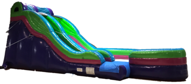 Dry Inflatable Slide Rentals