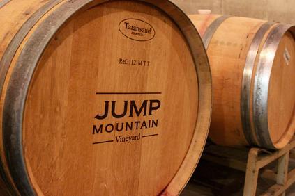 Jump Mountain Vineyard - Barrels