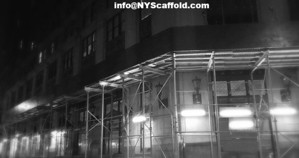 New York Scaffold