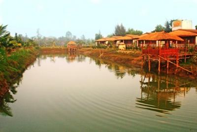 Ponds For Fishing and Angling Sundarban Gateway Resort