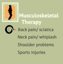 Musculoskeletal therapy & Remedial massage at Ondol Clinic