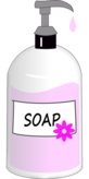 Soap Dispenser Pixabay Graphic